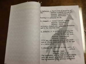 Inside Mindy's Book
