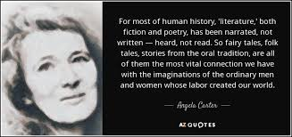 angela carter quote
